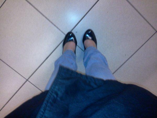 mes pieds :3