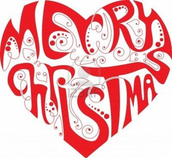 Joyeux Noël les amis. :-D