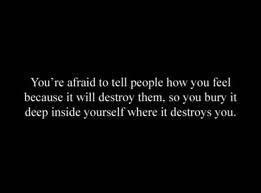 destroys me
