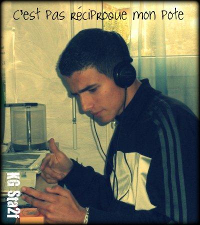 KG Sta2f - C'est pas réciproque mon pote (2011)