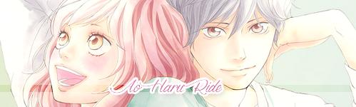 Fiche Manga - Ao Haru Ride