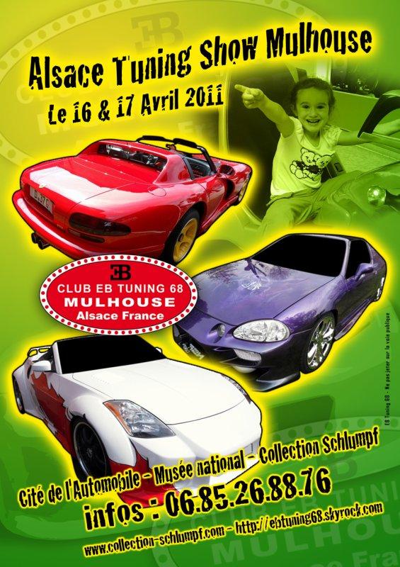 3ème Alsace Tuning Show 2011