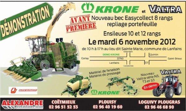 Démo alexandre machines agricoles