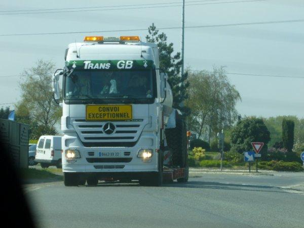 Transport Trans GB