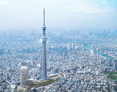 Le quartier de la Sky Tree Tower à Tokyo doit passer la vitesse supérieure