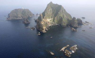 Takeshima, l'île de la discorde