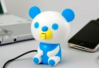 Au Japon, des oursons lisent à voix haute vos 'tweets'