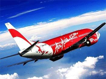 La compagnie Air Asia lance un vol low-cost entre Paris et l'Asie