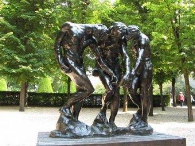 Rencontre de géants – Rodin et Sugimoto – à Paris