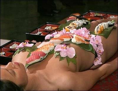Pourquoi les femmes ne peuvent être chefs sushi