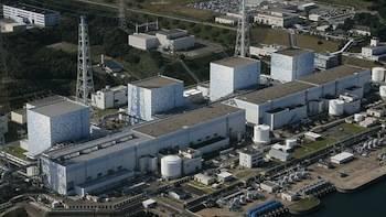 Twitter depuis Fukushima