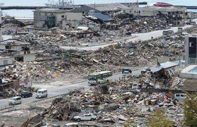 La mafia japonaise au secours des victimes du séisme