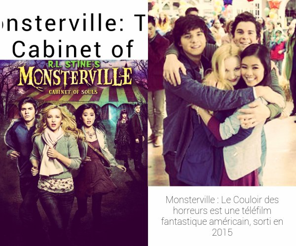 Film : R.L. Stine's Monsterville: The Cabinet of Souls