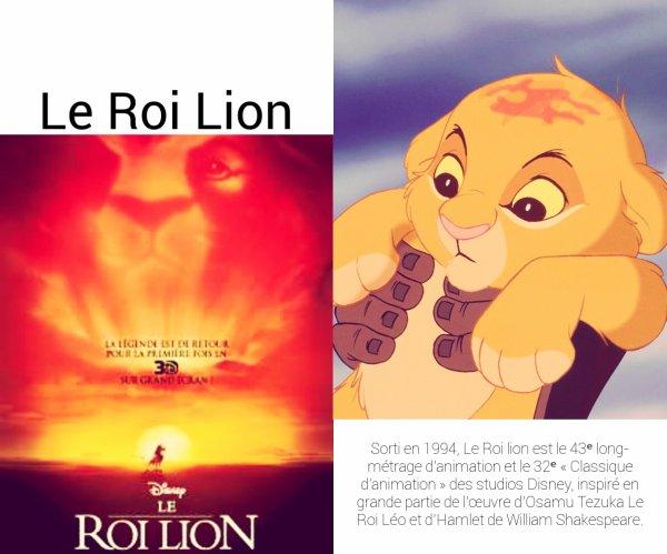Dinsey : Le Roi Lion