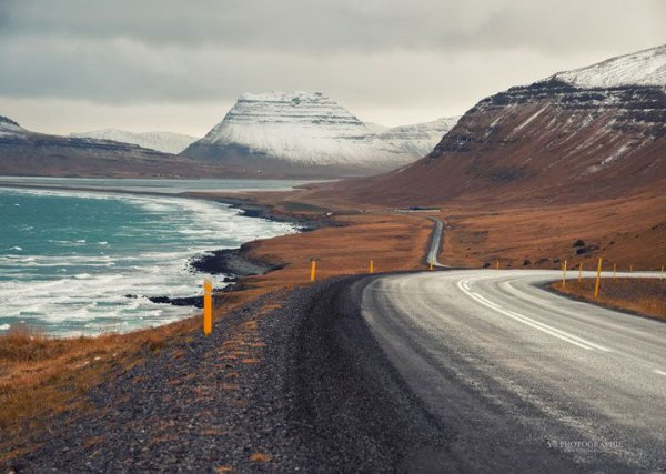 The secret beauty of Iceland