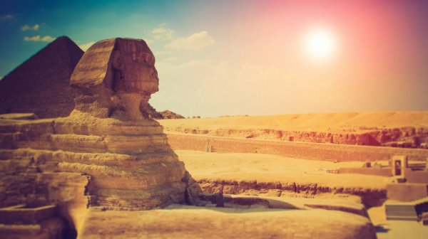 The misters of Egypt
