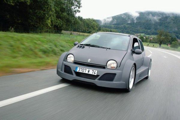 Renault Twingo Lazareth 5 ;)