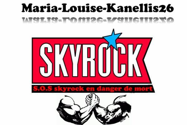 voici un montage pour skyrock         .