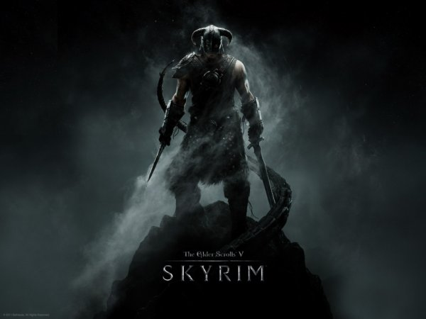 The Elder Scroll V : Skyrim