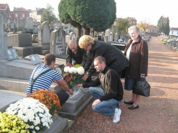 Bressoux-Droixhe : des bénévoles pour la Toussain