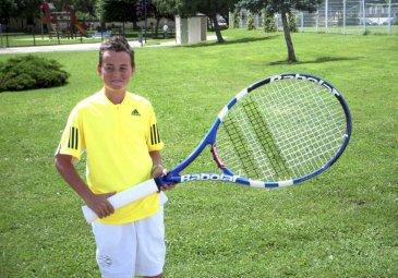 Renouveau pour les terrains de tennis du parc Astrid !