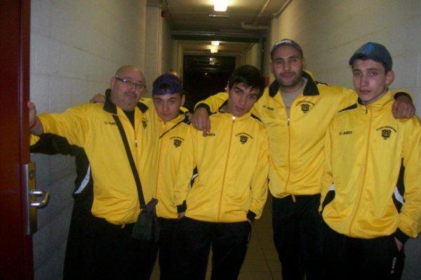 """Un soutien pour le projet """"Boxing aventure"""" du Boxing Club Bressoux"""