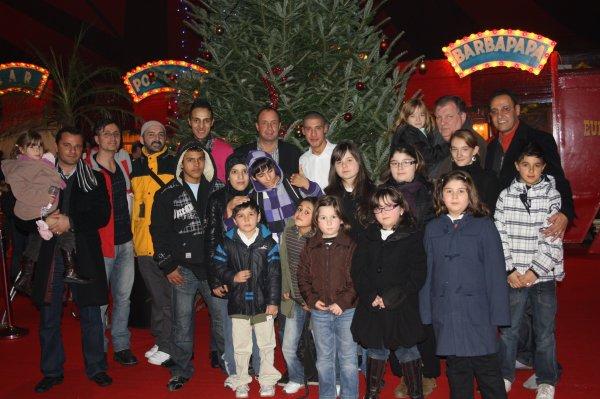 Un beau programme de fin d'année pour les jeunes de Bressoux Droixhe