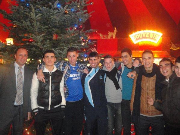 Belle soirée de fin d'année à l'European Circus pour les habitants de Bressoux Droixhe
