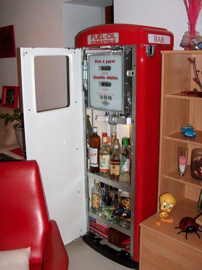 restauration pompe essence
