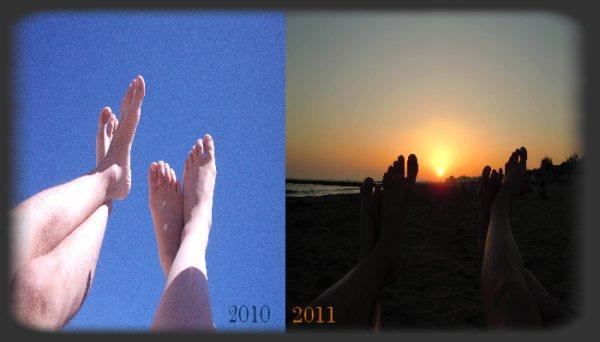 Les vacances... C'est l'pied!