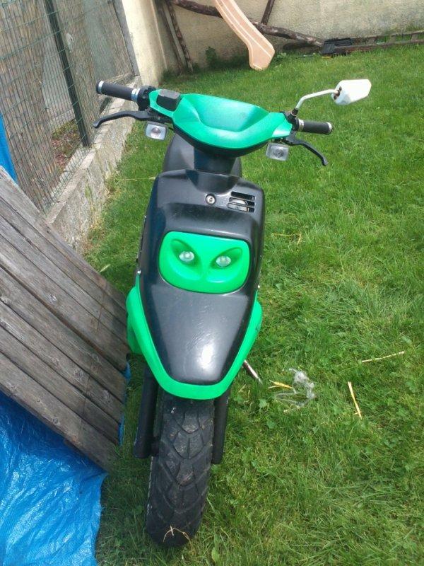 encore mon scooter