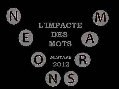 "exclu.1ers son de la 3eme mixtape ""l'impacte des mots"""