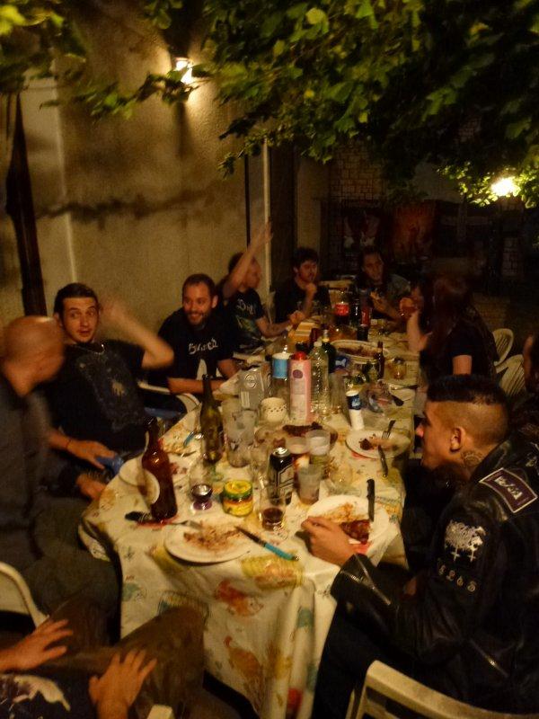 Banquet VII