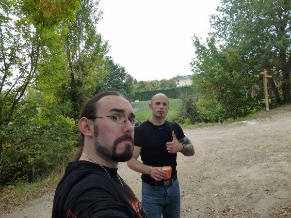 Therion, (Elyose et Antalgia) au Bikini (Toulouse le 7 octobre 2012)