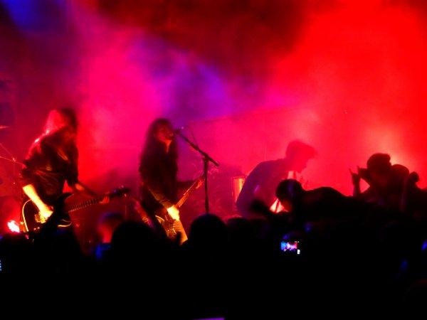 Kreator(, Evile & Xentrix) à The Academy (Dublin le 26 avril)