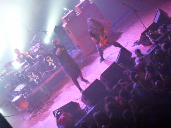 Sepultura, Legion Of The Damned & Flotsam And Jetsam au Bikini (Toulouse le 25 février 2014)