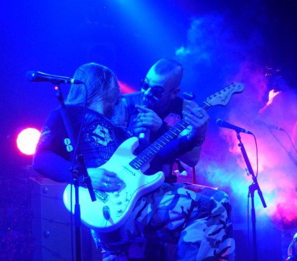 Saxon (5 décembre), Sabaton (6 décembre) et Morbid Angel (7 décembre) à l'Academy de Dublin
