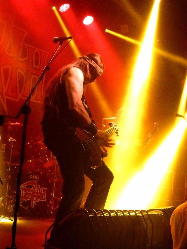 Death, Abysmal Dawn & Loudblast à l'Academy (3 mars) et Kamelot & Stormzone à la Button Factory (12 mars)