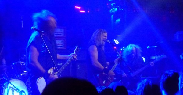 Corrosion Of Conformity & Two Tales Of Woe, le 14 juin 2015 à l'Academy