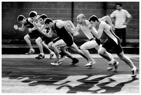"""""""L'athlétisme est un peu ingrat car il apporte souvent plus de déceptions que de joies. Mais nous apprécierons plus les moments de bonheur, si infimes soient-ils, car nous saurons à quel prix nous les aurons arrachés."""""""