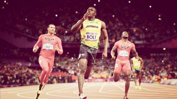 """""""« Plus vite » est le premier des trois impératifs édictés par le slogan de l'olympisme."""""""