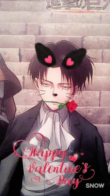 XD Bah quoi ? C'est la st Valentin !