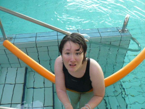 La natation.... presque une passion
