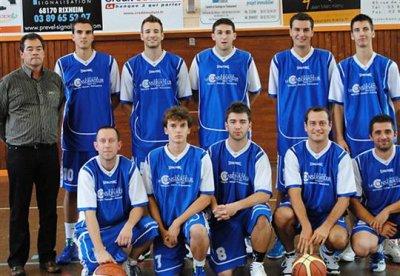 L'ASCA Riedisheim basket