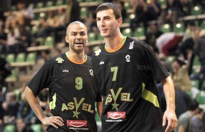 Basket-ball Avant SIG – Asvel, samedi (18h30)