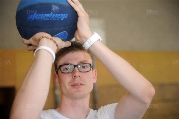 Basket-ball L'arrière alsacien est devenu champion de France il y a deux semaines