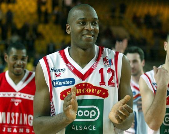 Décès de l'ancien basketteur strasbourgeois Thierry Rupert