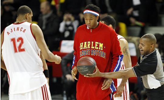Les Harlem Globetrotters sont de retour