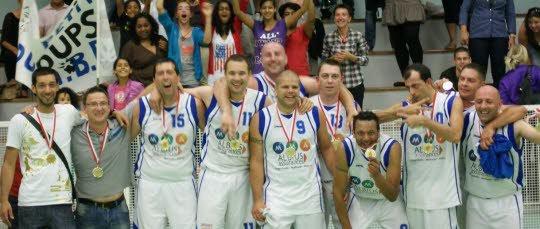 Le NB Ruelisheim à nouveau champion du Haut-Rhin