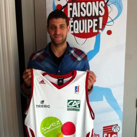 La SIG recrute Antoine Diot